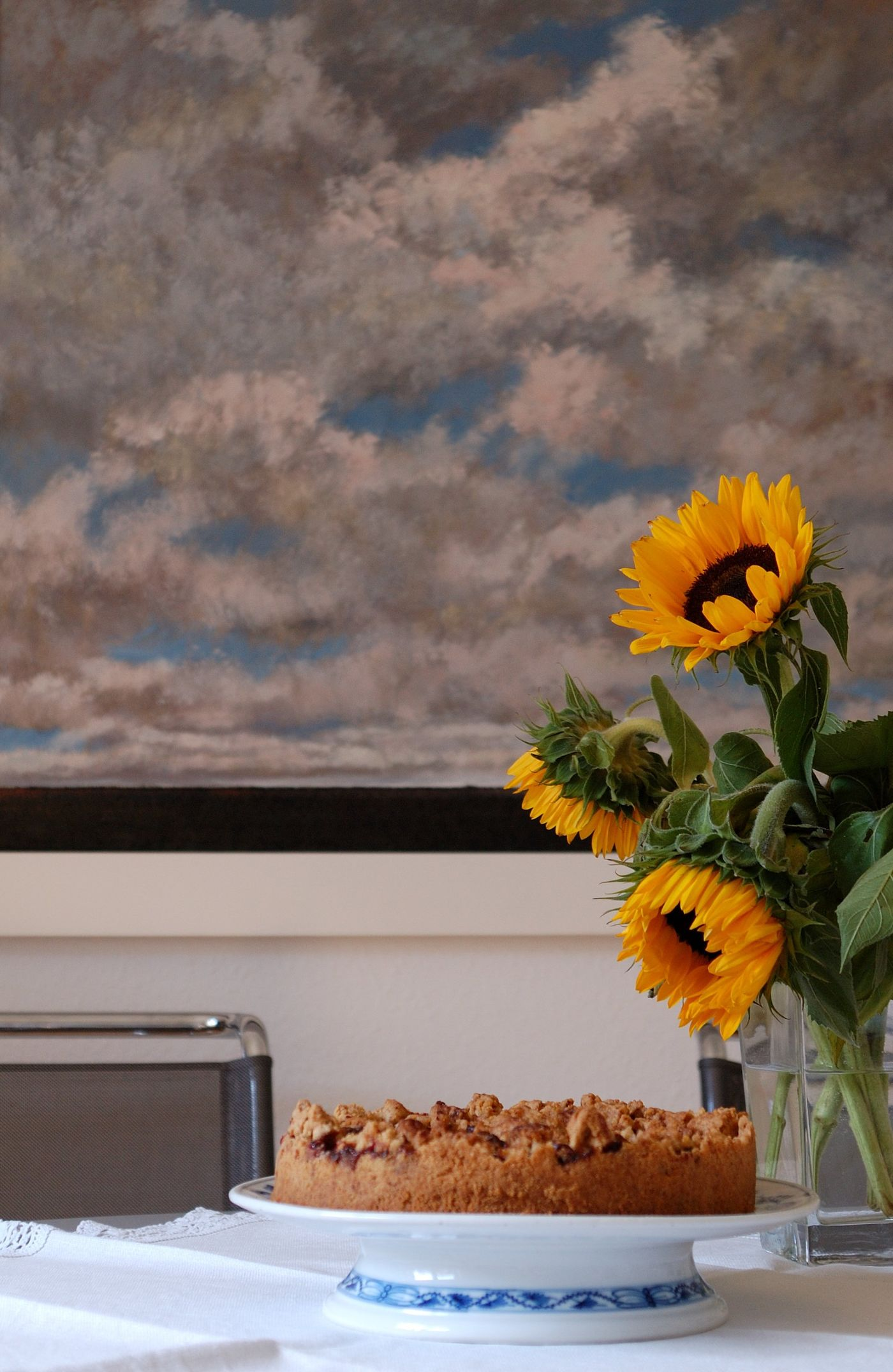 Die Schonsten Sonnenblumen Deko Ideen