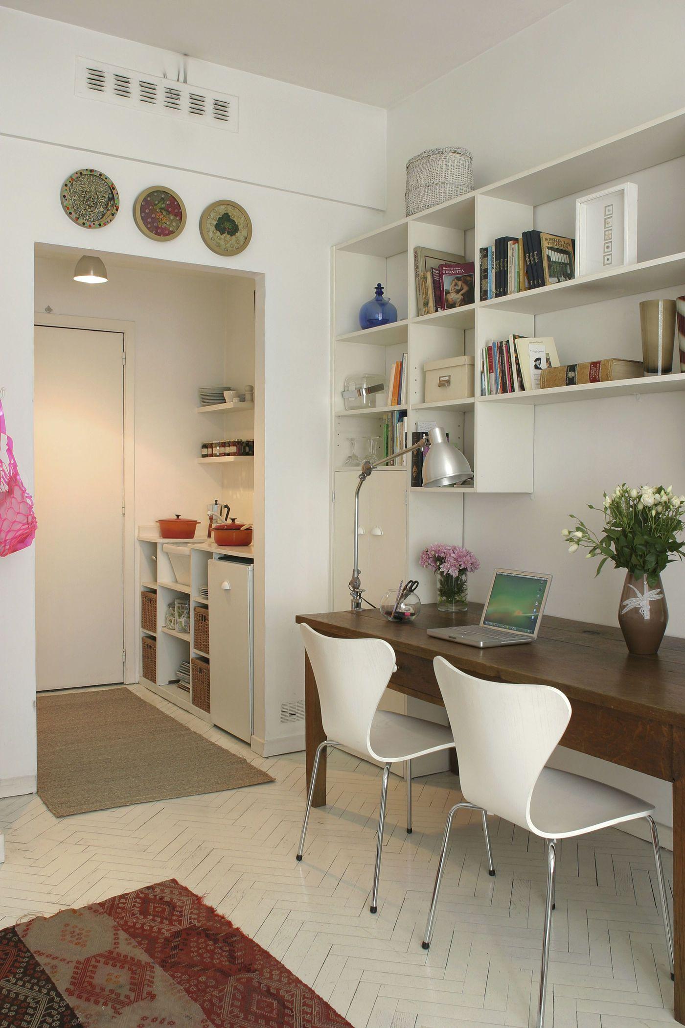 Kleine Räume einrichten: Ein Buchtipp. | SoLebIch.de