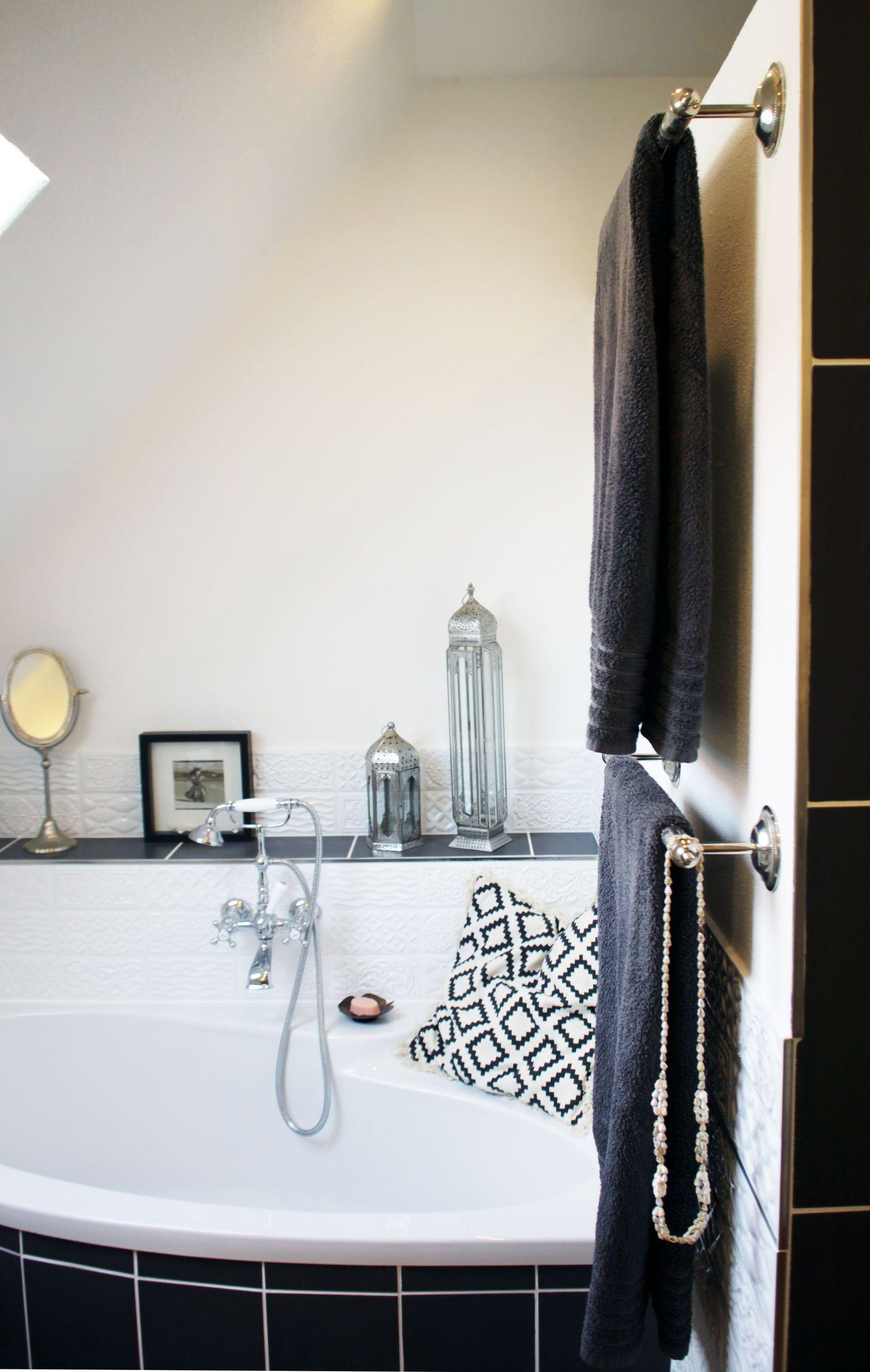 Tolle Badezimmer Skandinavischen Stil Zeitgenössisch - Die ...