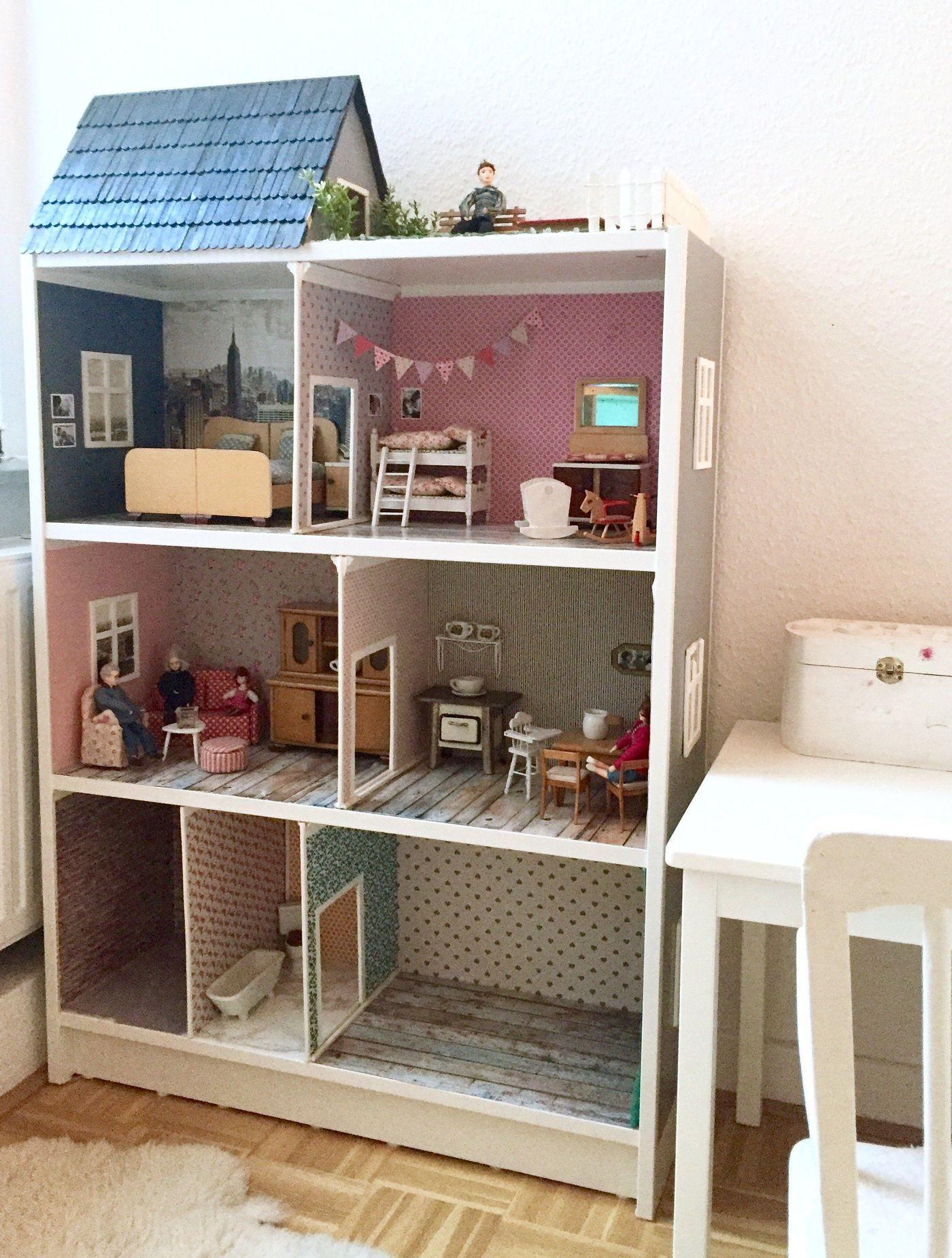 Häufig Tipps und Ideen für ein Puppenhaus AV55