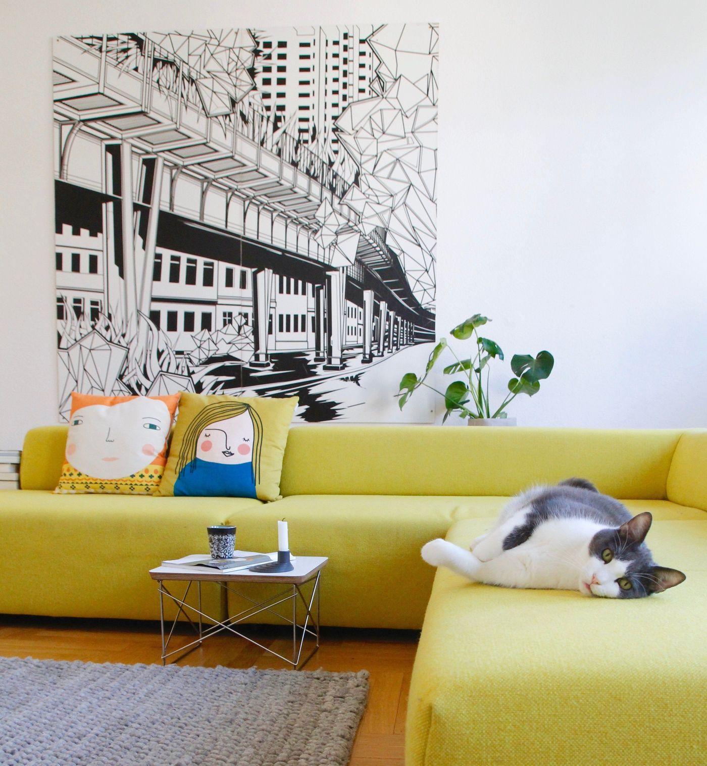 monstera fensterblatt bilder und ideen mit der trendpflanze seite 3. Black Bedroom Furniture Sets. Home Design Ideas