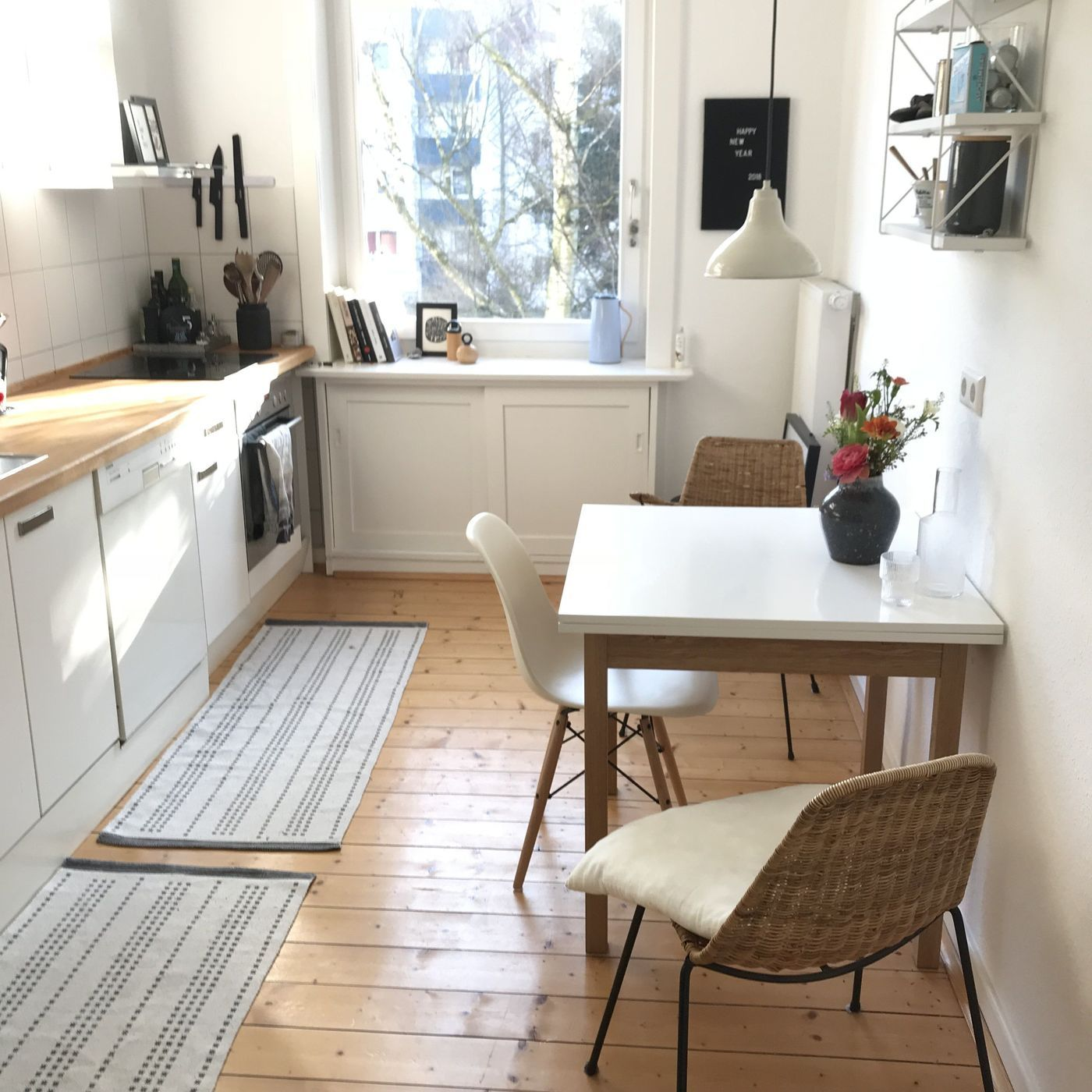 Landhausküche skandinavisch  Skandinavische Küchen