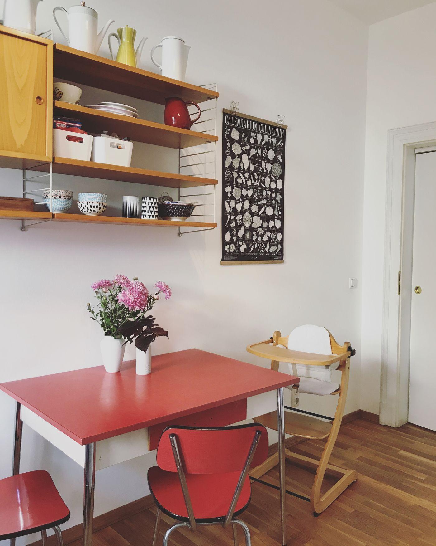 Innenarchitektur Retro Küche Sammlung Von Retroküche