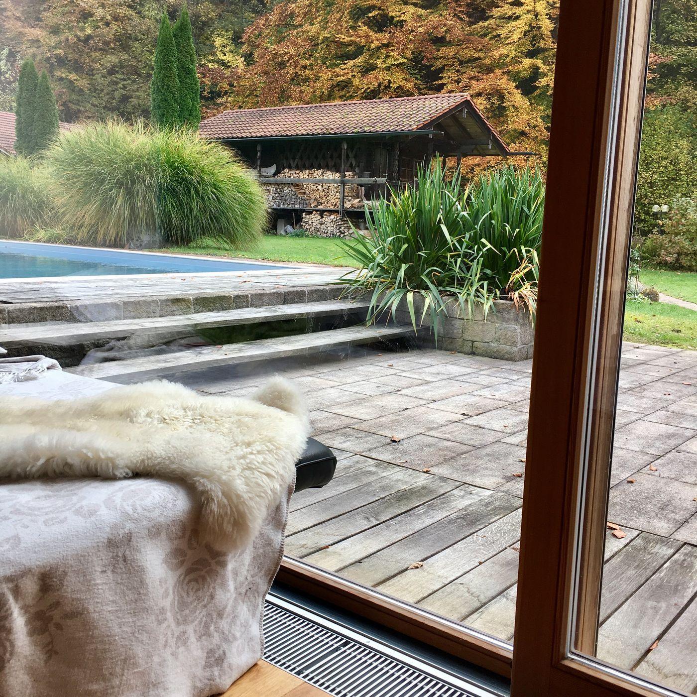 Amüsant Wintergarten Deko Referenz Von