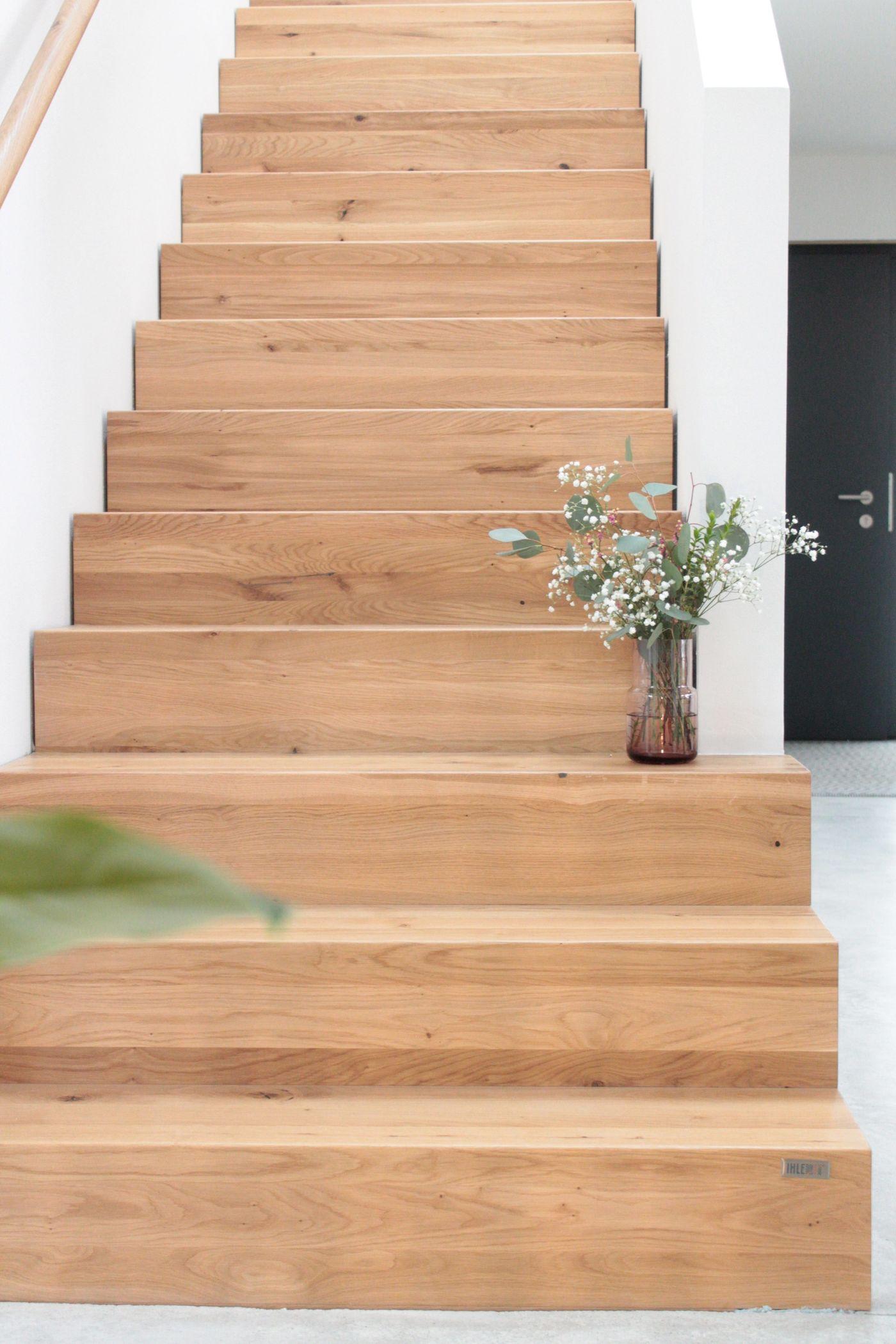 Bevorzugt Treppenhaus gestalten: Schöne Ideen und Tipps RD84