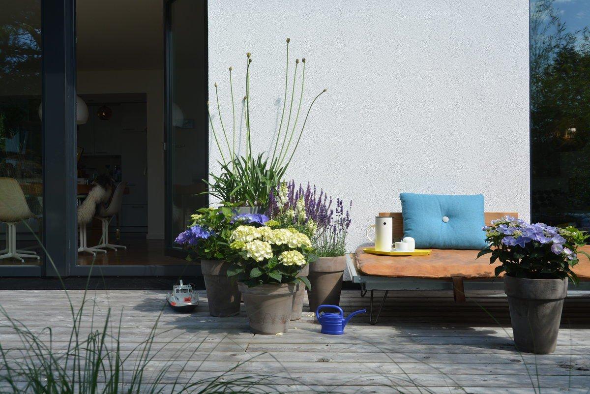 Terrassengestaltung Bilder Ideen