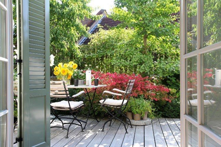 Gartenmöbel Bilder Ideen