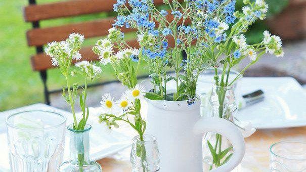 Schöne Ideen für deinen Balkon, dein Sommerwohnzimmer!