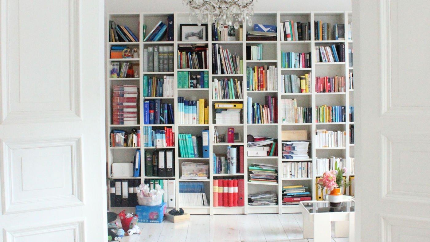 Ideen Und Inspirationen Fur Dein Bucherregal