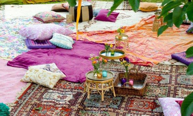 Charmant Dekoideen Für Deinen Garten Im Sommerlichen Boho Look