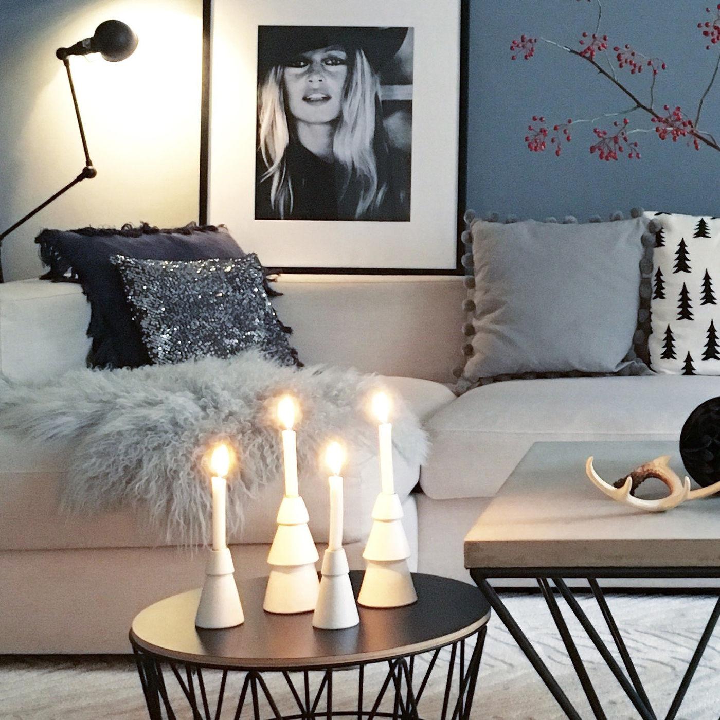 Die Schonsten Kerzen Deko Ideen