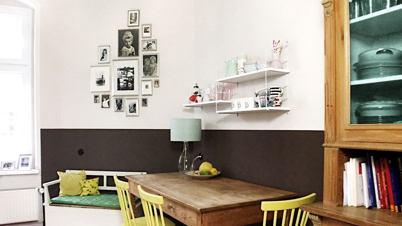 Die besten Ideen für die Wandgestaltung in der Küche