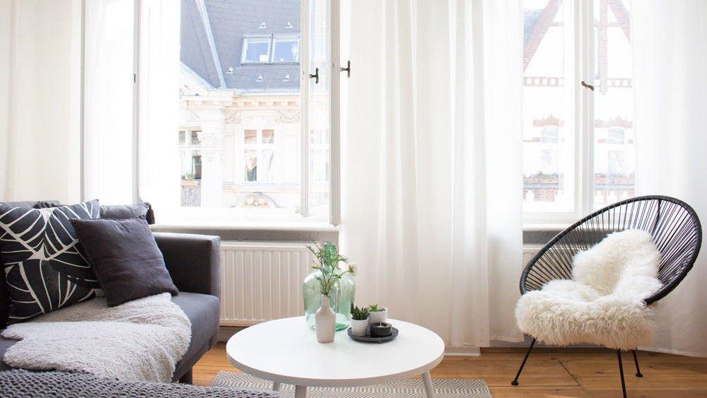 Die Schönsten Ideen Für Vorhänge Gardinen