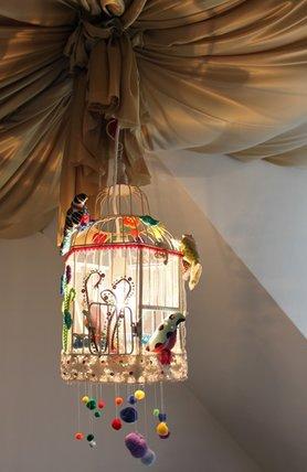 Lampenschirme selber machen: Ideen & Bilder