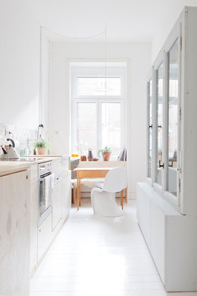 kleine küchen & singleküchen einrichten - Kleine Küchen Beispiele