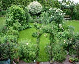 Im garten mit interviews und einblicke in wundersch ne for Gartenbilder gestaltung