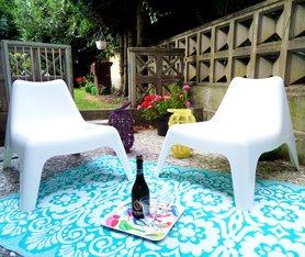 plastikteppich ideen bilder. Black Bedroom Furniture Sets. Home Design Ideas