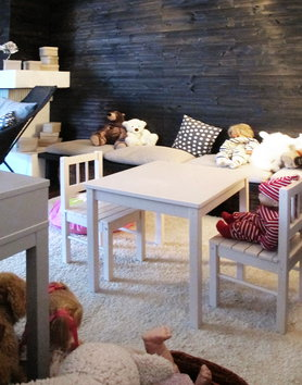 die sch nsten ideen f r eine spielecke im kinderzimmer. Black Bedroom Furniture Sets. Home Design Ideas
