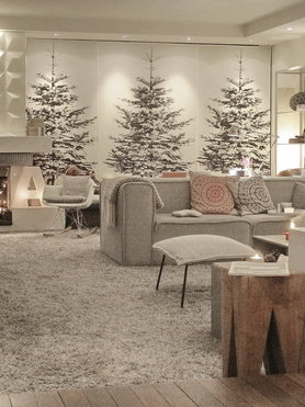 Emejing Winter Deko Wohnzimmer Contemporary - House Design Ideas ...