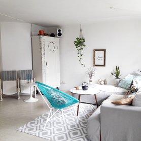 das retro wohnzimmer - Wohnzimmer Retro Stil