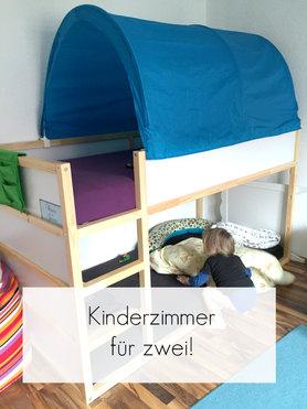 Ideen und Inspirationen für Etagenbetten und Stockbetten | {Kinderzimmer für 2 54}