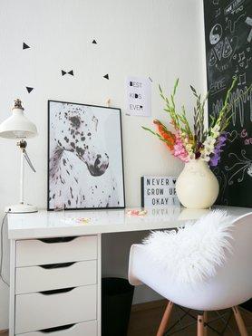 die sch nsten ideen f r kinderschreibtische. Black Bedroom Furniture Sets. Home Design Ideas