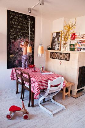 wandgestaltung in der küche: die besten ideen - Küche Wandgestaltung Ideen