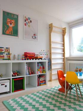 Die schönsten Ideen für dein Kinderzimmer | {Spielzimmer einrichten 60}