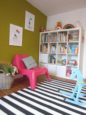 Kinderzimmer ikea kallax  Die schönsten Ideen mit dem IKEA Expedit