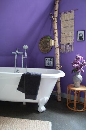 Ideen neue bäder ideen : Die besten Ideen für die Wandgestaltung im Badezimmer