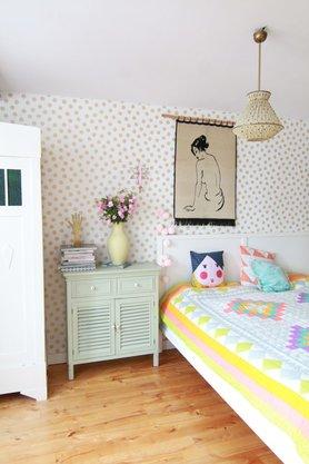 die besten ideen für die wandgestaltung im schlafzimmer - Ideen Fur Schlafzimmer