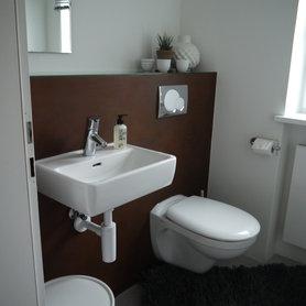 Schön Update Gäste WC