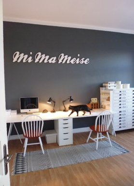 die sch nsten ideen mit deko buchstaben. Black Bedroom Furniture Sets. Home Design Ideas