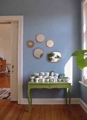 Mid century tolle wohnungen im 50er jahre stil for Wohnzimmer 50er stil