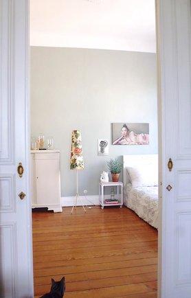 wohnzimmer ideen altbau eine moderne k che in einem