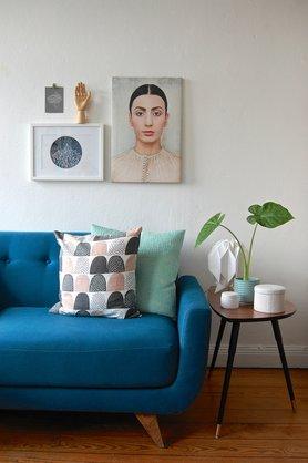 Die Schönsten Ideen Für Deine Wandfarbe Farbige Wnde Ideen