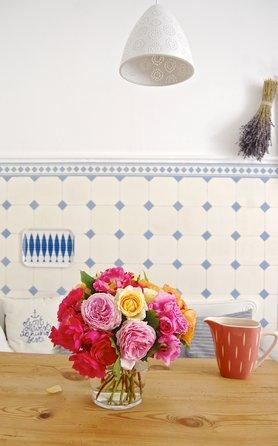 Wandgestaltung in der Küche: Die besten Ideen