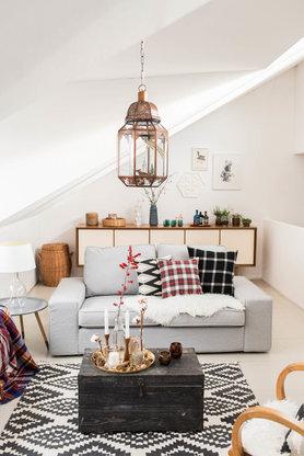 Wohnzimmer und Kamin : winter deko wohnzimmer ~ Inspirierende Bilder von Wohnzimmer und Kamin ...