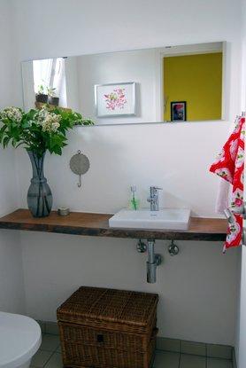 die sch nsten einrichtungsideen f r das g ste wc. Black Bedroom Furniture Sets. Home Design Ideas