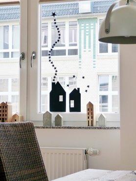 die sch nsten ideen f r deine fensterdeko. Black Bedroom Furniture Sets. Home Design Ideas