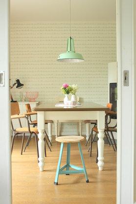 Esszimmer farblich gestalten  Esszimmer Wandgestaltung - Die besten Ideen