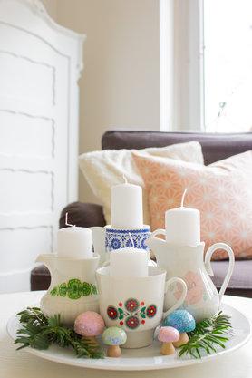 die besten ideen f r deinen adventskranz. Black Bedroom Furniture Sets. Home Design Ideas