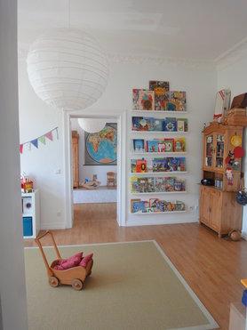 Die besten Ideen für die Wandgestaltung im Kinderzimmer | {Bilder kinderzimmer 10}