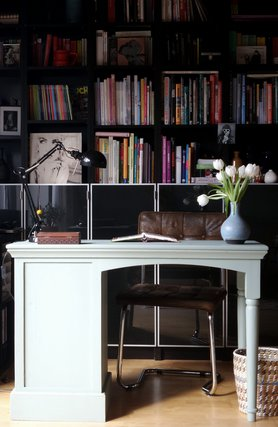 mehr als nur ein b cherregal das billy regal von ikea. Black Bedroom Furniture Sets. Home Design Ideas