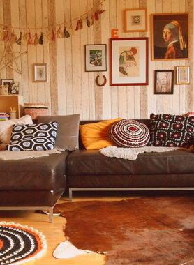 wandgestaltung mit bildern. Black Bedroom Furniture Sets. Home Design Ideas