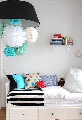 sch ne ideen und beliebte lampen f r das kinderzimmer. Black Bedroom Furniture Sets. Home Design Ideas