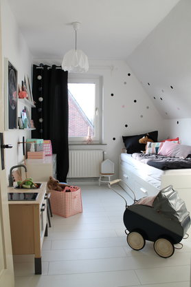 skandinavische kinderzimmer. Black Bedroom Furniture Sets. Home Design Ideas