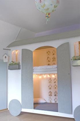 Kinderhochbett für zwei  Wohnideen mit Kinderhochbetten