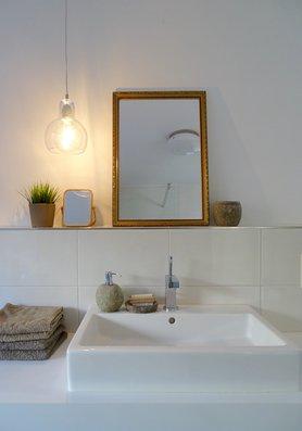 Die sch nsten badezimmer deko ideen - Bad deko vintage ...