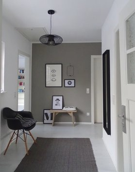 Wohnzimmer Ideen Dunkle Mobel wohnzimmer grau moderne farbgestaltung braun schwarz ideen Room No 2